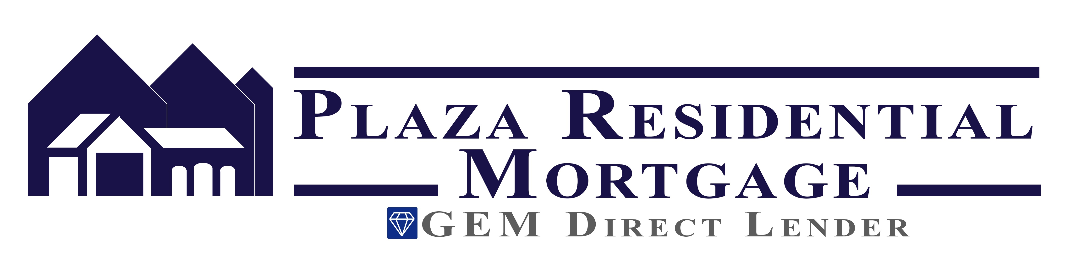 Plaza Residential Mortgage Logo
